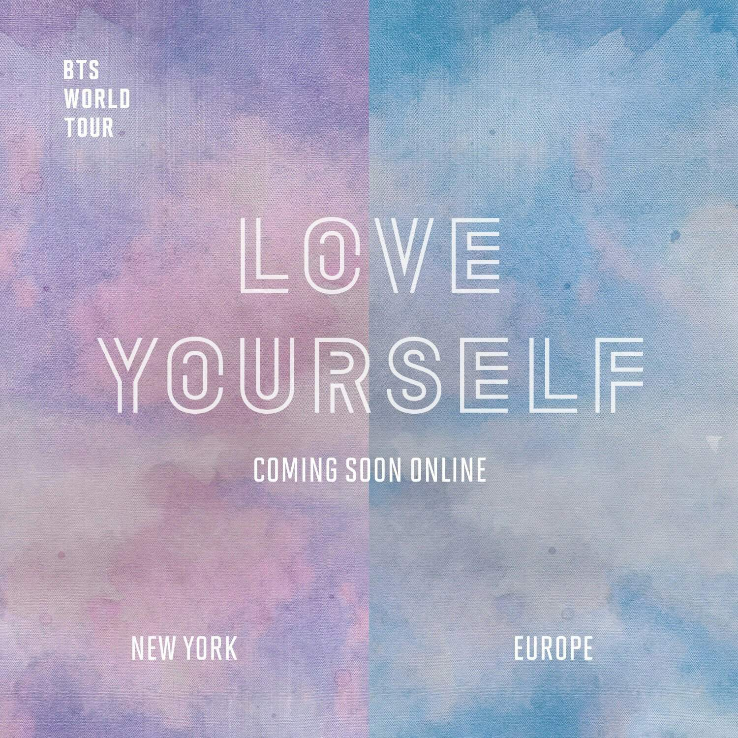 BTS Love Yourself Tour Europe / BTS Love Yourself Tour Europe